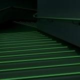 Фотолюминисцентые противоскользящие ленты