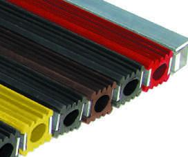 Резиновая решетка с двойной поверхностью