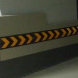 Защита стен из резины (отбойники для стен)