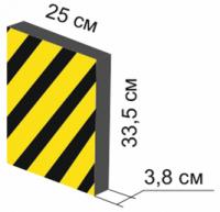 ДС-ВП-2 Демпфер стеновой из вспененного полиэтилена