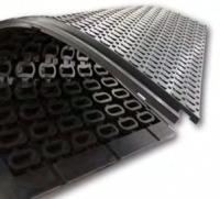 Плитка ПВХ для промышленных объектов