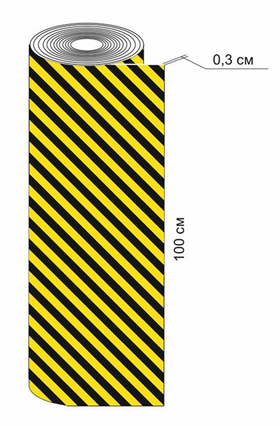 ДР-ВП-1 Демпфер рулонный из вспененного полиэтилена