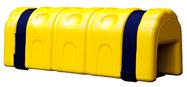 Демпфер для защиты стоек стеллажей ДС-450