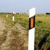 Столбик сигнальный для строительства дорог